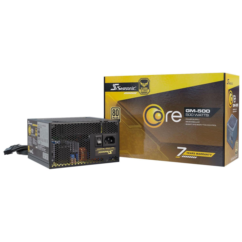 Core GM 500 500W - 80 Plus Gold