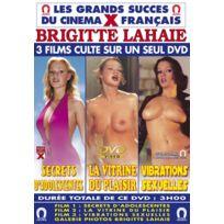 Blue One - Secret d'Adolescentes - La Vitrine du Plaisir - Vibrations Sexuelles 3 films