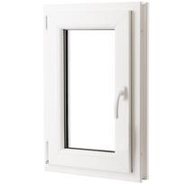 Rocambolesk - Superbe Fenêtre oscillo-battant en Pvc Poignée sur la droite 500 x 750 mm Neuf