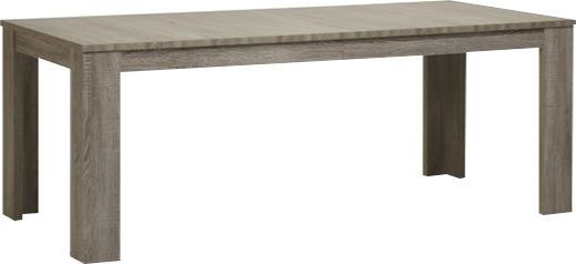 Comforium Table Extensible De Salle A Manger Contemporaine 190 Cm