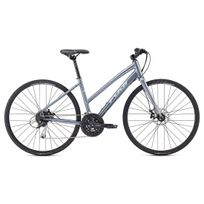 Fuji Sport - Vélo Fitness Dame Fuji Absolute 1.7 Disc St 2017 l