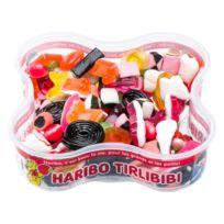 Haribo - Bonbons assortiment Tirlibibi - Boîte de 750 g