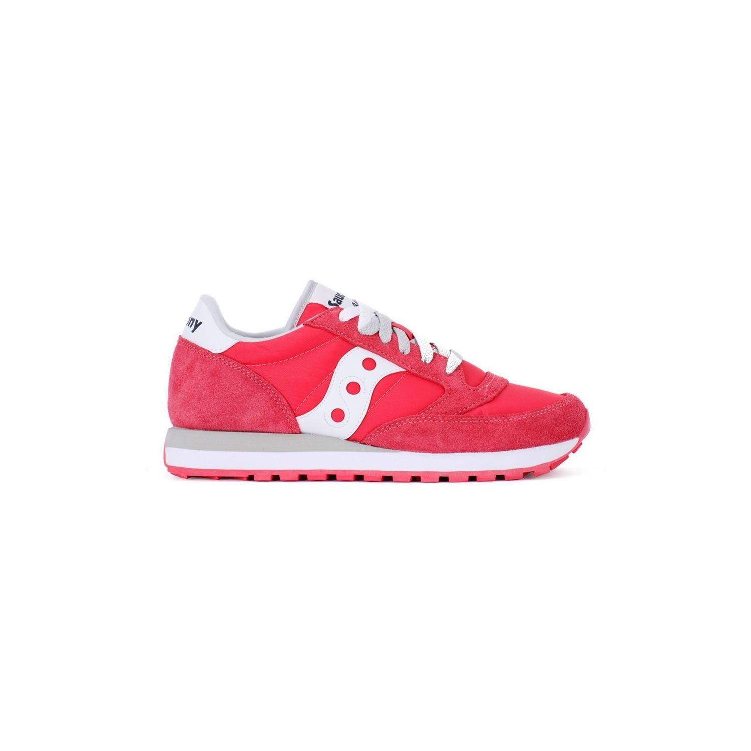 Saucony - Jazz W Rouge - pas cher Achat / Vente Chaussures running