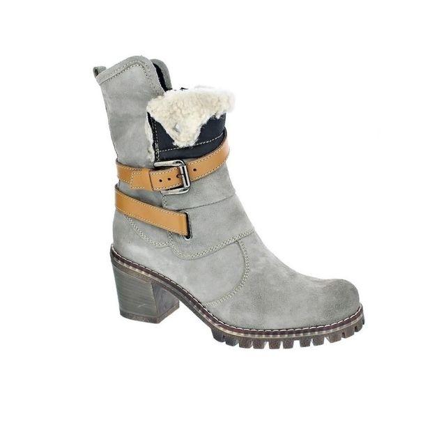 grande qualité détaillant en ligne acheter authentique Manas - Chaussures Femme Bottine modele 2607 - pas cher ...