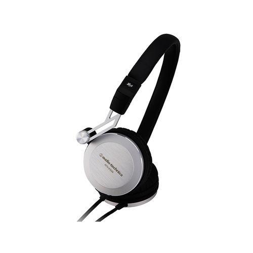AUDIO-TECHNICA  ATH-ES88 - Noir/Silver