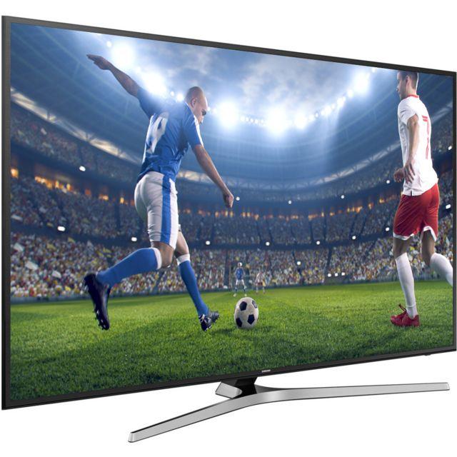 samsung tv led 55 139 cm 58mu6125 pas cher achat vente tv led de 50 39 39 55 39 39 rueducommerce. Black Bedroom Furniture Sets. Home Design Ideas