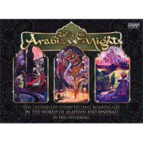 Z-man Games - Jeux de société - Tales of the Arabian Nights