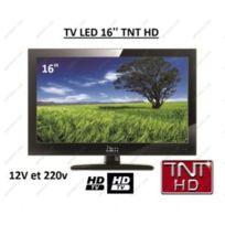 Moove - Télévision Tv Hd Led 40,6 Cm pour camping car 12V