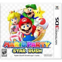 NINTENDO - Mario Party Star Rush - 3DS