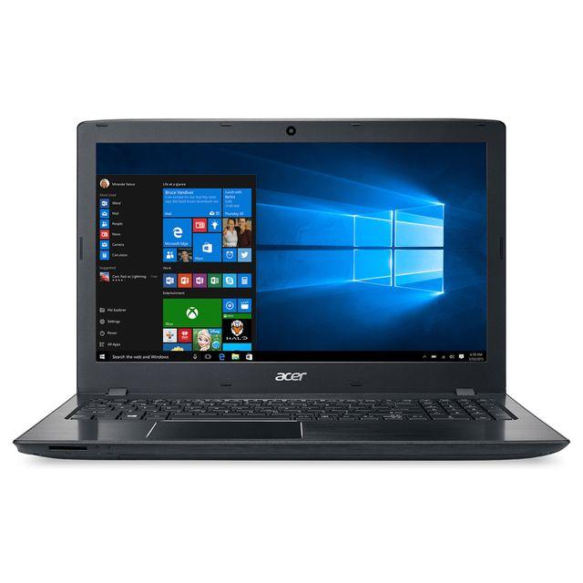 ACER - Aspire - Intel® Core™ i5-7200U 2,5 GHz - Ecran 15,6'' Full HD - 1920 x 1080 pixels - Disque dur 1 To - RAM 8 Go - win 10