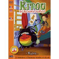 Citel Vidéo - Kitou Scrogneugneu - 1 - Kitou