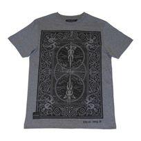 Baron - T-shirt Card - Gris