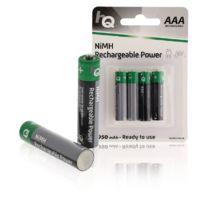 Hq - Lot de 4 piles rechargeables Aaa 1,2V 950mAh
