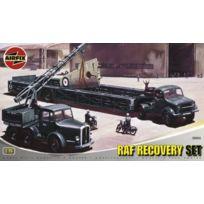 Airfix - A03305 - Construction Et Maquettes - BÂTIMENT - Airfield Recovery Set