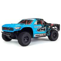 ARRMA - Senton 4x4 Mega 1/10 Short Course Truck RTR Bleu - NiMh 8.4V