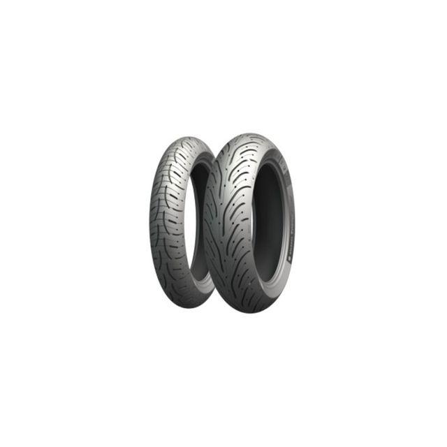 wacox pneu michelin pilot road 4 sc 160 60 r 15 m c 67h tl achat vente pneus motos pas chers. Black Bedroom Furniture Sets. Home Design Ideas