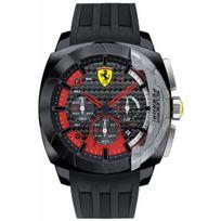 Ferrari Montres - Montre 830205 - Montre Analogique Noire Homme