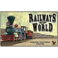 Eagle Games - Jeux de société - Railways of the World - Le Jeu de Cartes