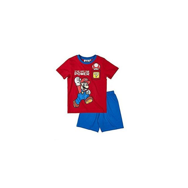 Super Mario - Pyjashort Bros
