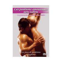 Lcj Editions - Positions amoureuses sans tabou