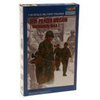 Trumpeter - 1:35 - Figure 12TH Panzer Division NORMANDY 1944