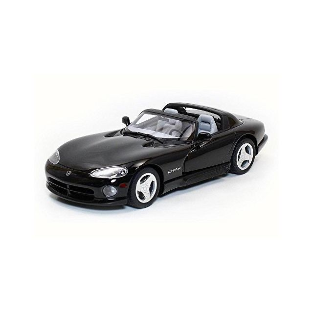 Gt Spirit 1992-1995 Dodge Viper Rt/10 Black Usa Exclusive Series Release , 3 1/18 Model Car by for Acme Us003