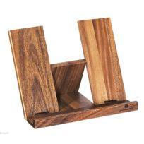 Zassenhaus - Porte-livre de cuisine en acacia