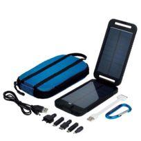 Powertraveller - Chargeur de Batterie solaire Solarmonkey Adventurer
