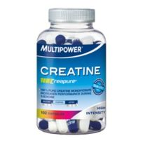 MultiPower - Créatine 102 capsules