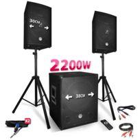 Bm Sonic - Bms1512-USB-BT-MP3