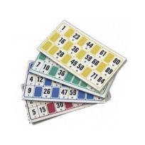 Smir - Lot de 96 cartons de loto - 527845