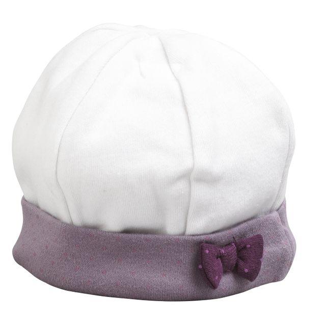 Sauthon - Bonnet bébé naissance - 1 mois Mam zelle Bou - pas cher Achat   Vente  Casquettes, bonnets, chapeaux - RueDuCommerce 8892f2b8061