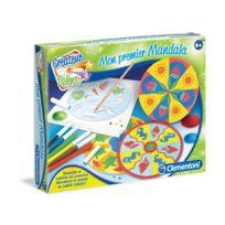 Clementoni - Créateur de talents : Mon premier Mandala