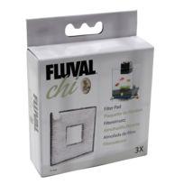 Fluval - Plaquettes de filtration pour filtre aquarium Shui