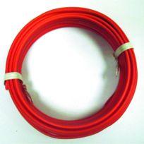 - Câble Ho7VU 1,5 mm2 100 ml rouge