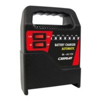 Carpoint - Chargeur de Batterie 8 Amp Voiture, moto, bateau 6V et 12V