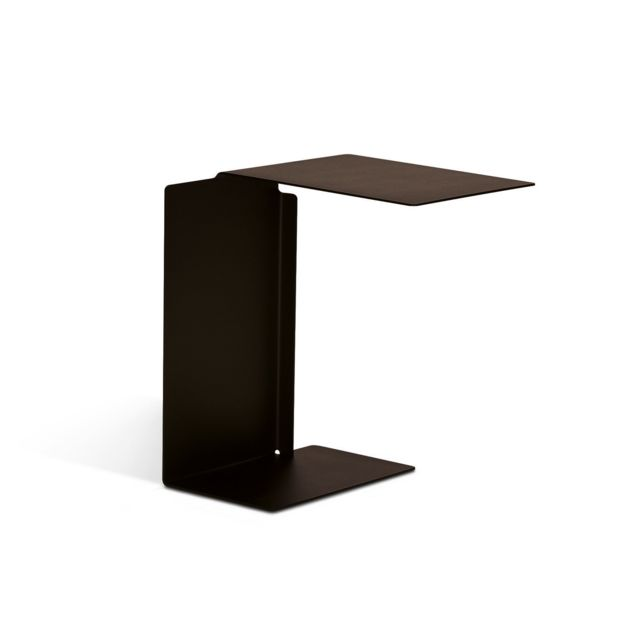 Classicon Table d'appoint Diana B - marron chocolat