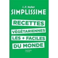 Marque Generique - simplissime ; les recettes végétariennes les + faciles du monde
