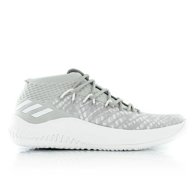 Adidas Chaussures de Basketball Dame 4 gris pour homme