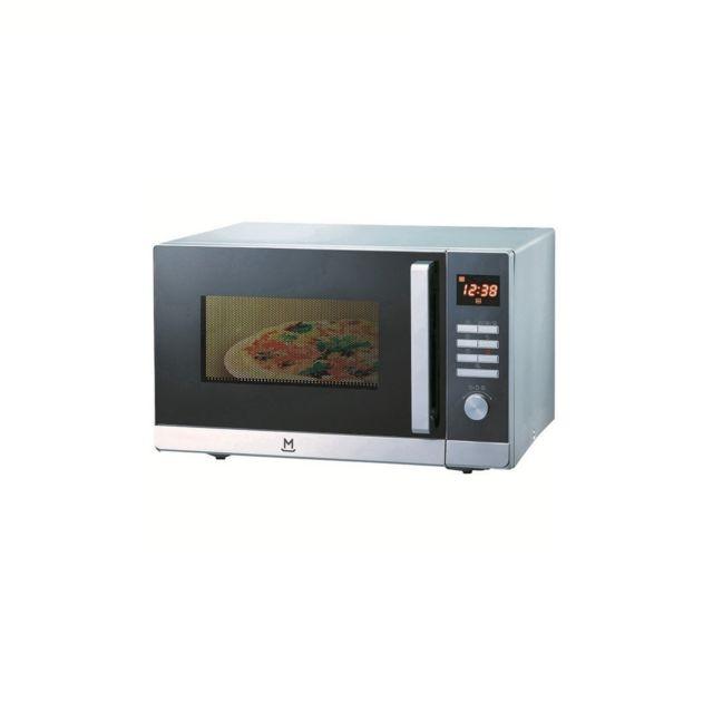 MANDINE Micro-ondes multifonction - MMF28-17 - Gris/Noir