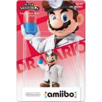 Nintendo - Figurine Amiibo Dr Mario Super Smash Bros N 42