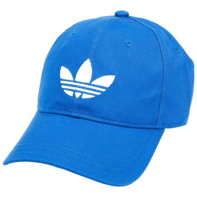ec3fae89aa0c1 Adidas originals - Casquette Trefoil cap roy Bleu 21887 - pas cher Achat   Vente  Casquettes