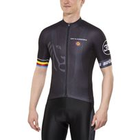 Bioracer - Van Vlaanderen Pro Race - Maillot manches courtes - noir
