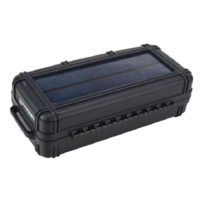 Rokpak - Chargeur Solaire 12.000mAh NavyBlue