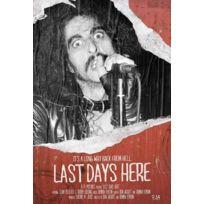 - Pentagram - Last Days Here Dvd