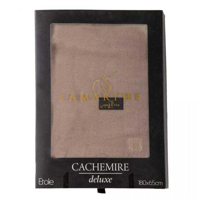 Lamarthe - Écharpe étole cachemire Maxance 180x65cm Homme - pas cher Achat    Vente Echarpes - RueDuCommerce e939ad6b1e9