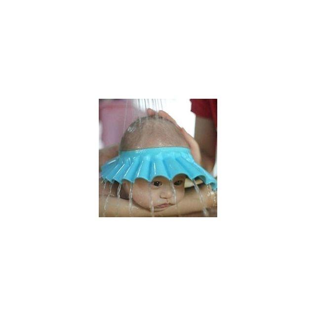 Alpexe Bonnet chapeau de douche pour enfants Rose