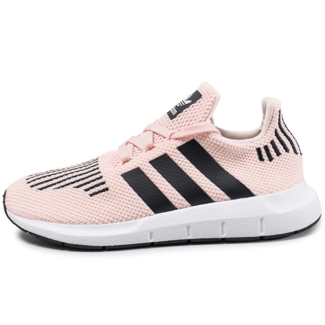 adidas Originals Swift Run Baskets Rose