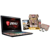 MSI - GE62VR 7RF-645FR Camo Squad Edition - Pack Ghost Recon Wildlands