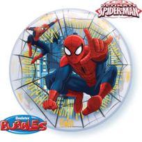 Qualatex - Ballon Bubble Siderman Ultimate